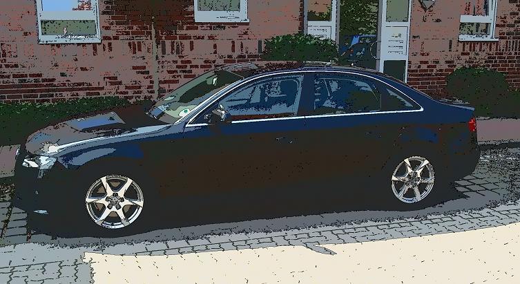 Audi A4 2.0 tdi Sixt