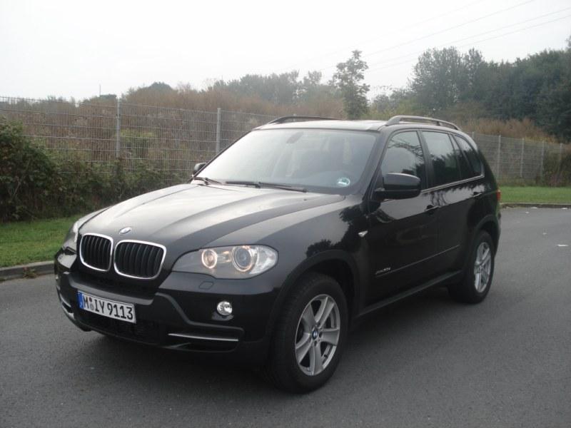BMW X5 3,0d