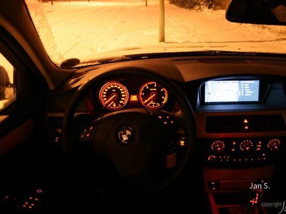 BMW 520dA von Sixt