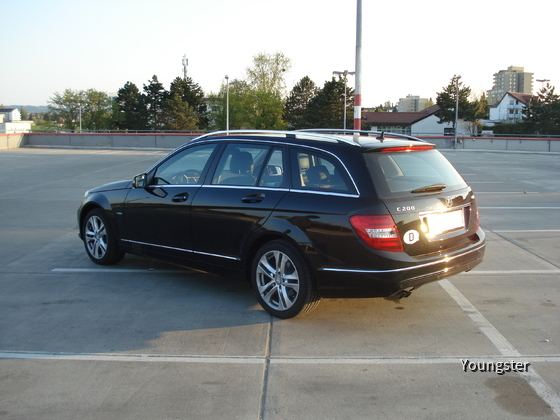 EC-Mercedes Benz C200 CDI T MoPf