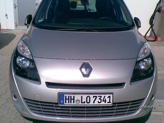Renault Grand Scenic dci 130 | Europcar
