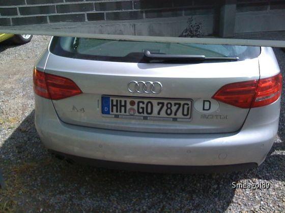 A4 2.0 TDI Avant Europcar