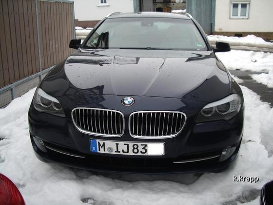 BMW F11 525d Automatik v. Sixt