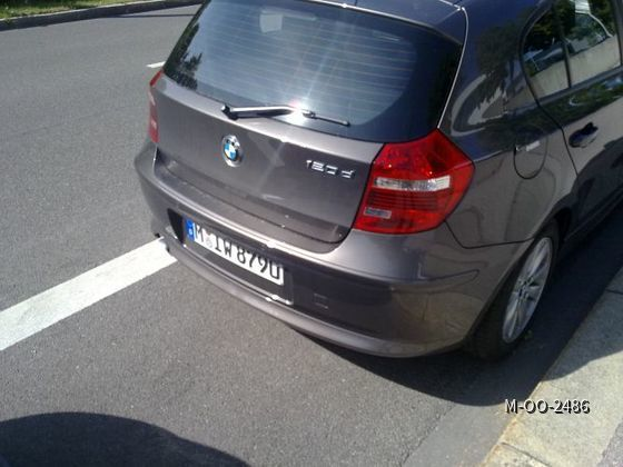 BMW 120 d Sixt