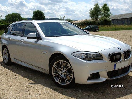 BMW 535i Touring von Sixt vom 10.06. bis 14.06.2010