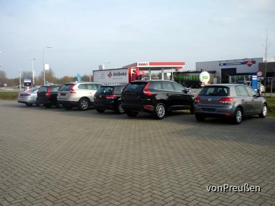 Verkäufer in Holland