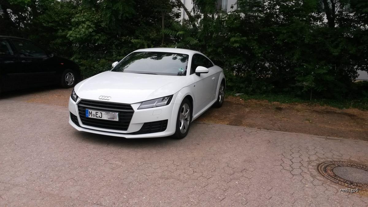 Audi TT Ultra