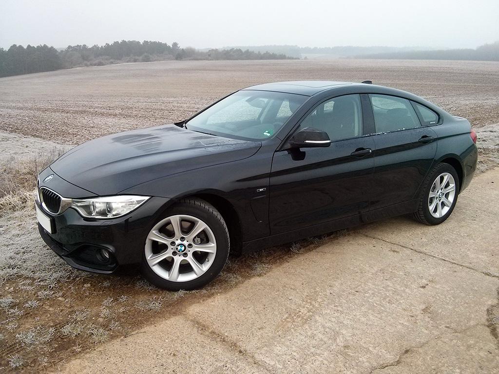 BMW 420d GC