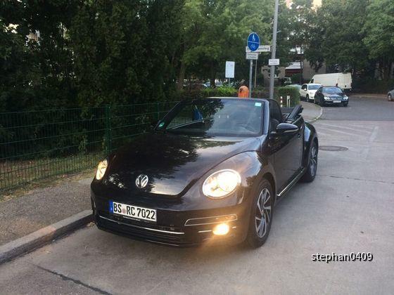 VW Beetle 1.4 TSI  150 PS