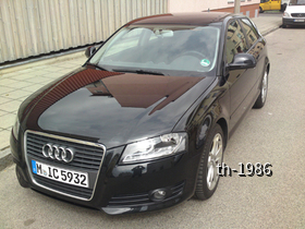 Audi A3 TDI 1,6 Sixt Cottbus