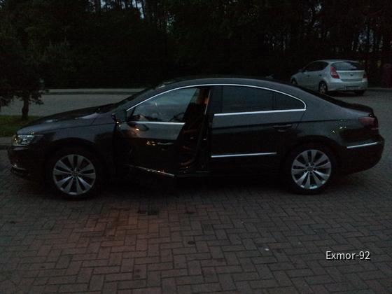 VW Passat CC Limousine