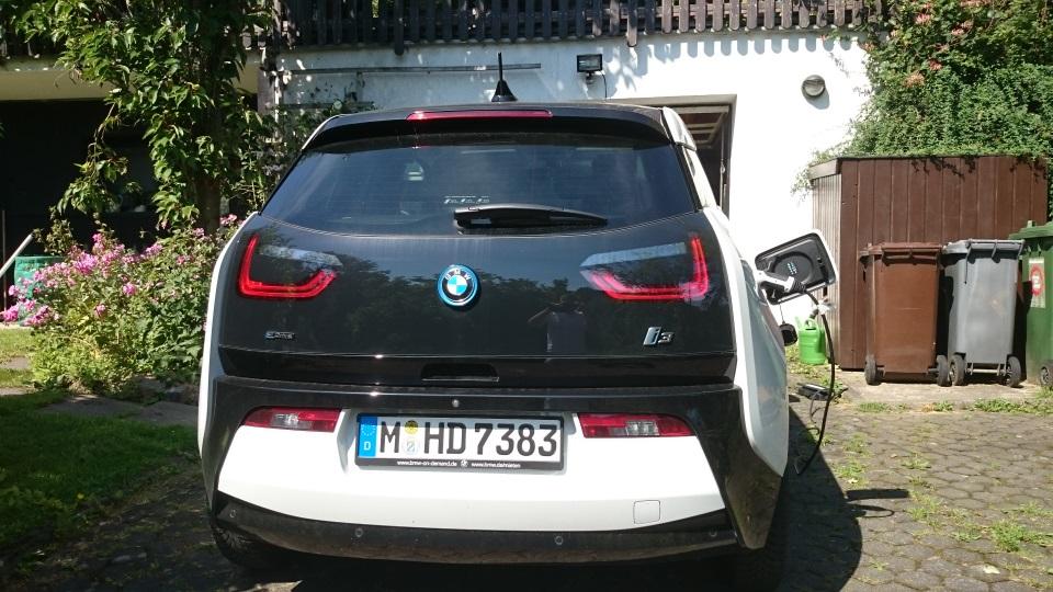 BMW i3 | BMW Rent
