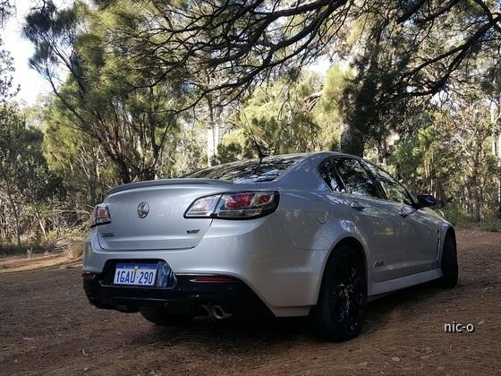 2017 Holden Commodore SSV Redline 3