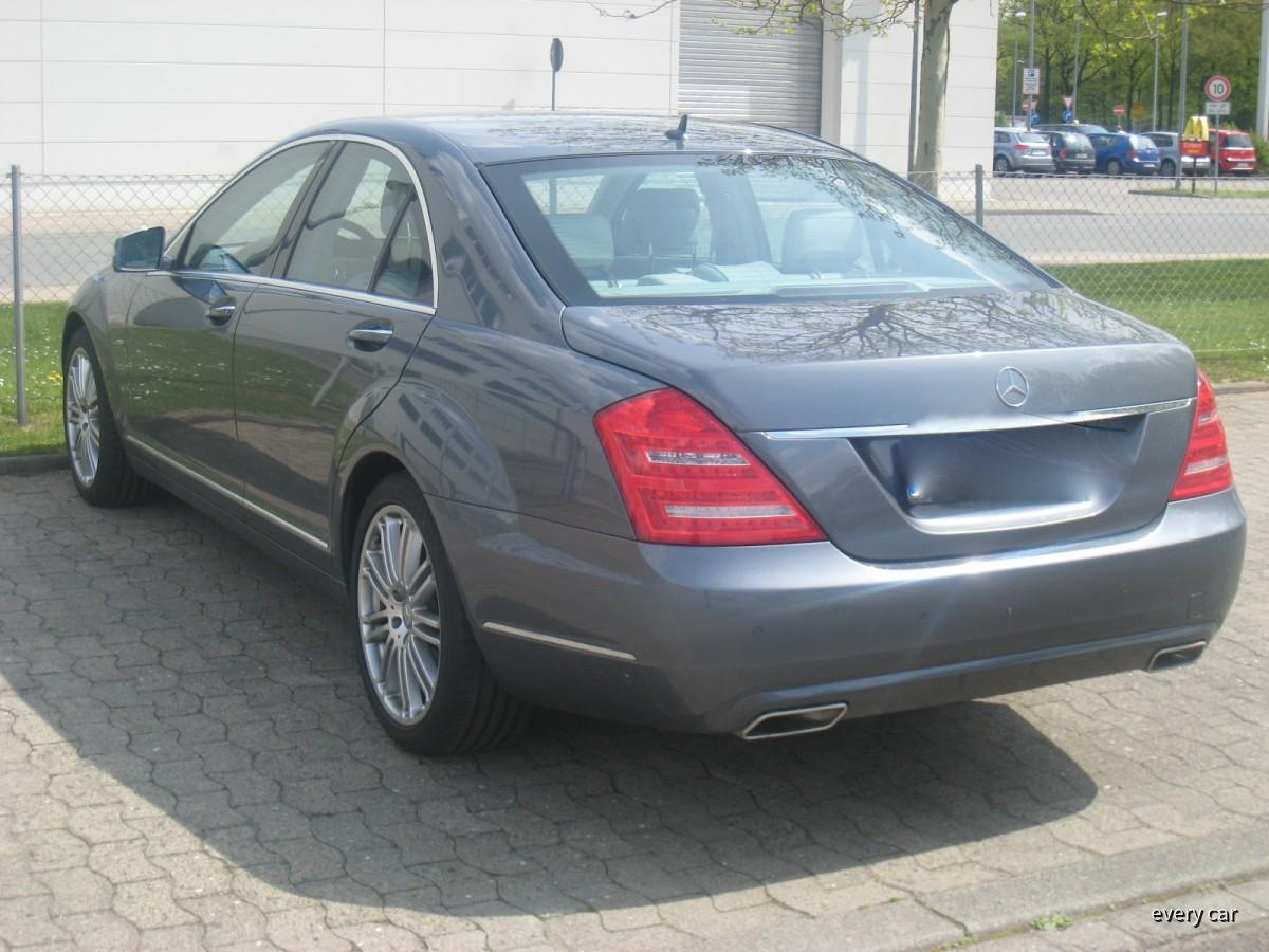 S 350 CDI 4matic