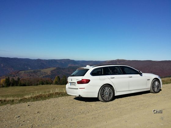 BMW 535d xDrive Touring