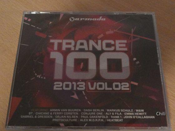 Trance 100 2013 Volume 2