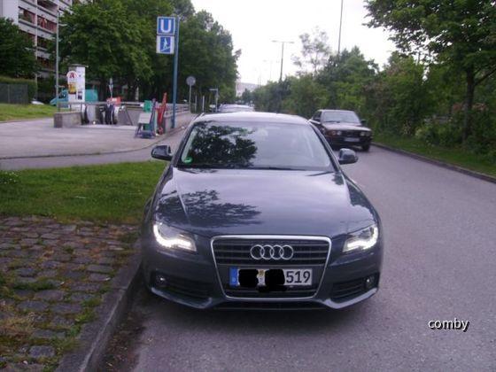 A4 Swing-Autovermietung (München)