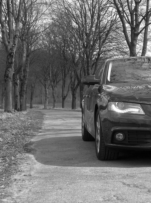 Audi A4 2.0 TDI | Europcar Berlin