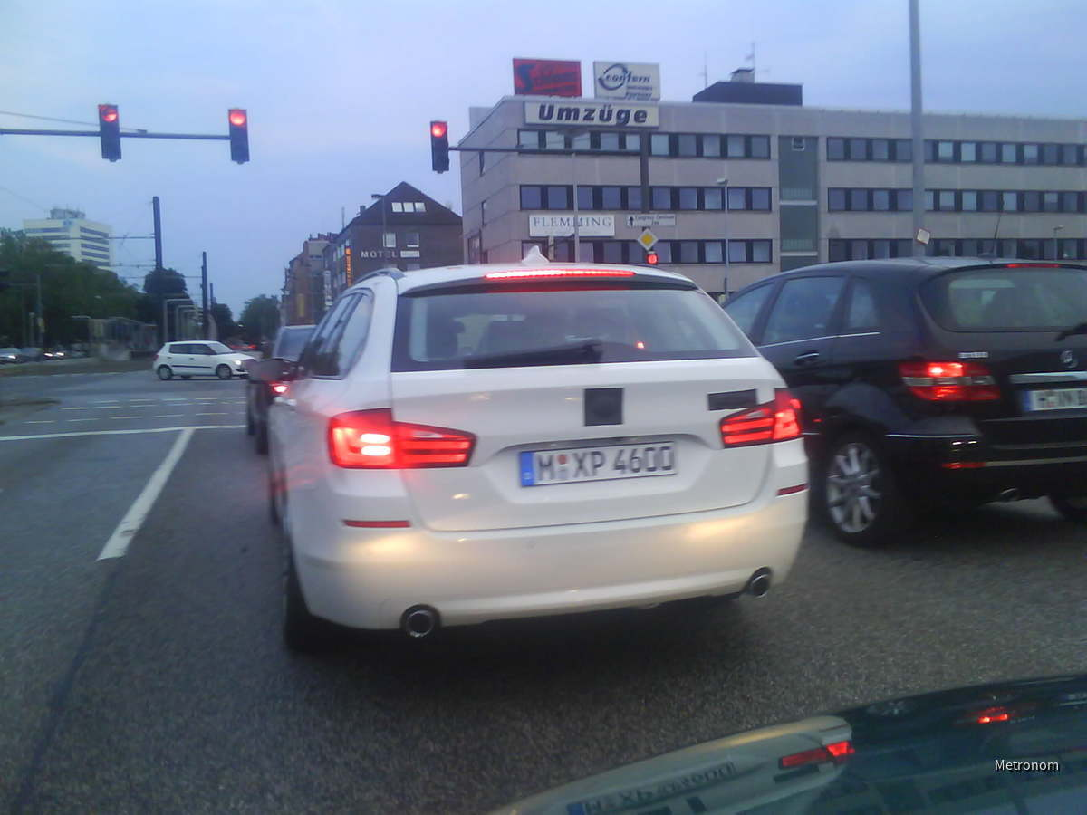 BMW Erlkönig