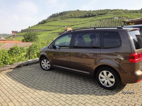 VW Touran 1.6 TDI | Europcar