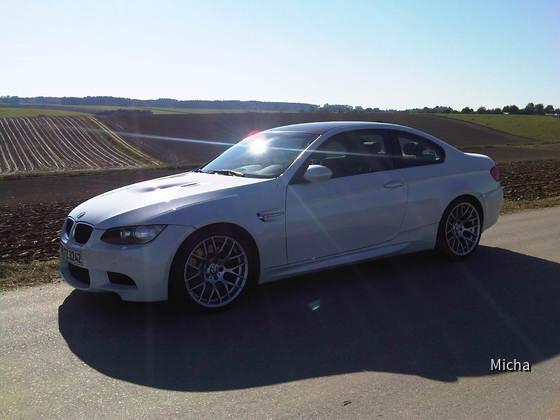 BMW M3 Coupe von BMW-on-Demand