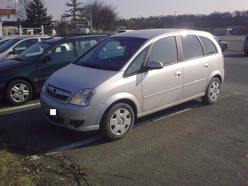 Opel Meriva CDMR von Europcar