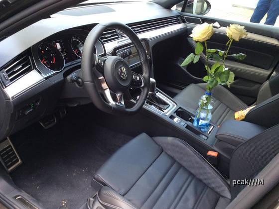 Passat Variant 2.0 TDI 140 kW von Starar