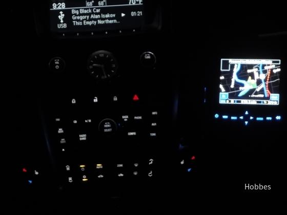 Cadillac SRX   Hertz