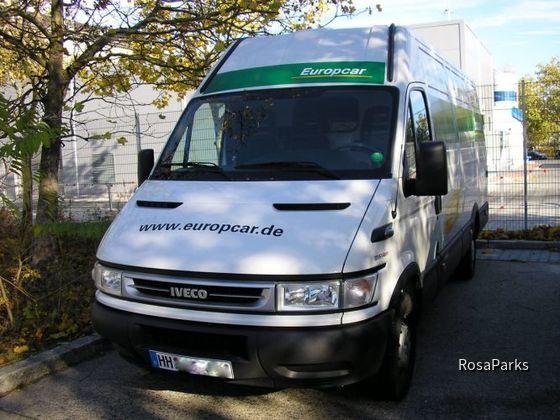 Iveco Daily von Europcar