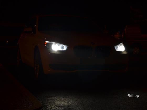 BMW 535d GT
