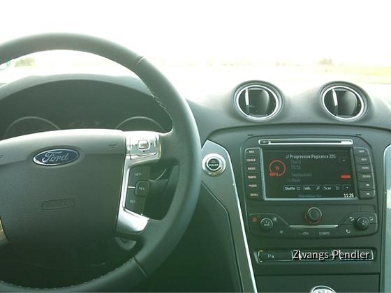 Ford Mondeo Turnier 2.0TDCI