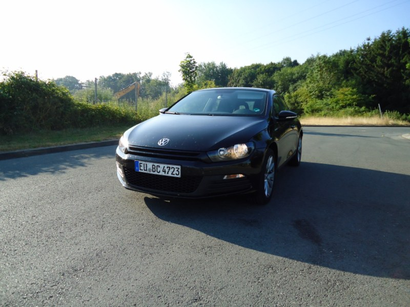 VW Scirocco 1,4TSI