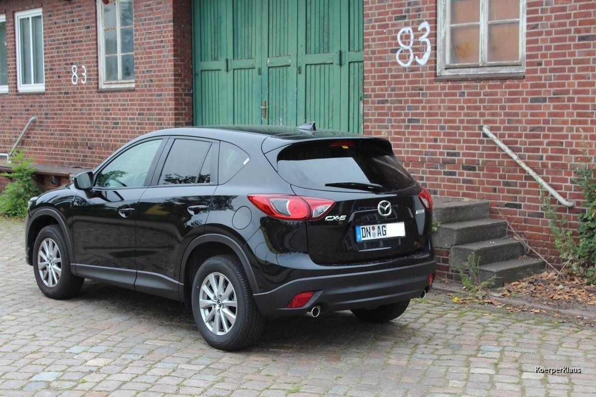 Mazda CX-503