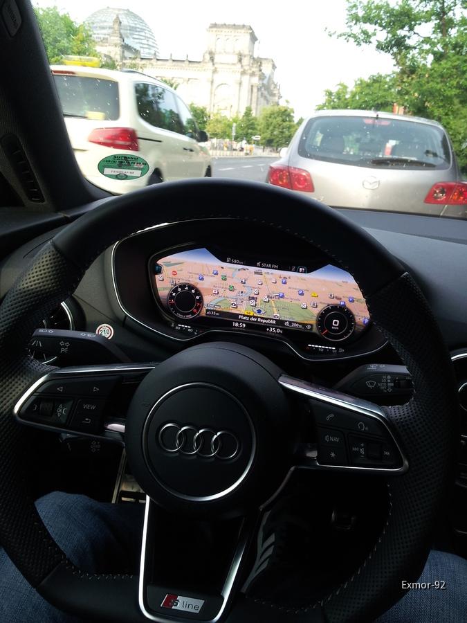 Audi TT 2.0 TFSI - Handschalter