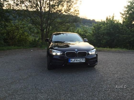BMW 116i LCI