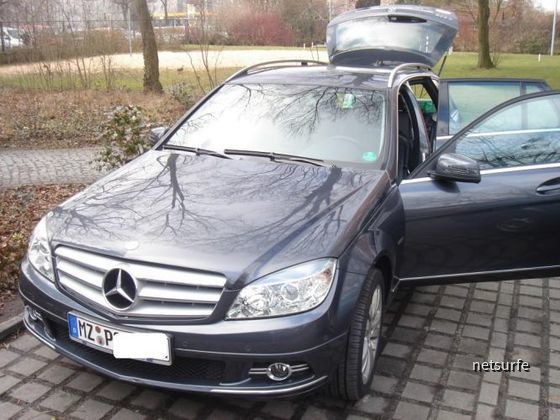 MB C220 CDI T-Modell