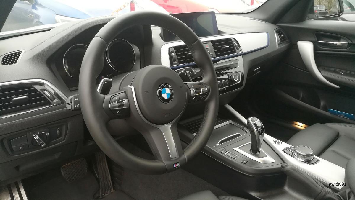 BMW M140i von Sixt
