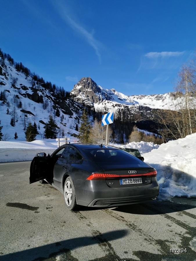 Audi A7 50TDI