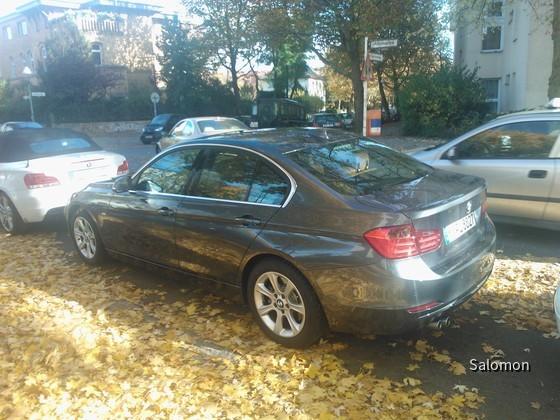 BMW 330d Luxury Line