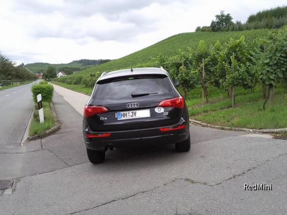 Q5 2.0TDI Europcar