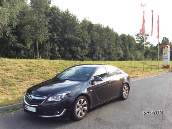 Insignia 2.0 CDTI 125 kW von Enterprise