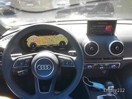Audi A3 Cabrio 40 TFSI Quattro @ Sixt Mönchengladbach