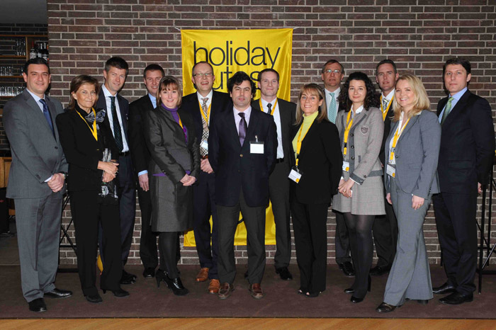 Teilnehmer des Round-Table zur ITB 2010