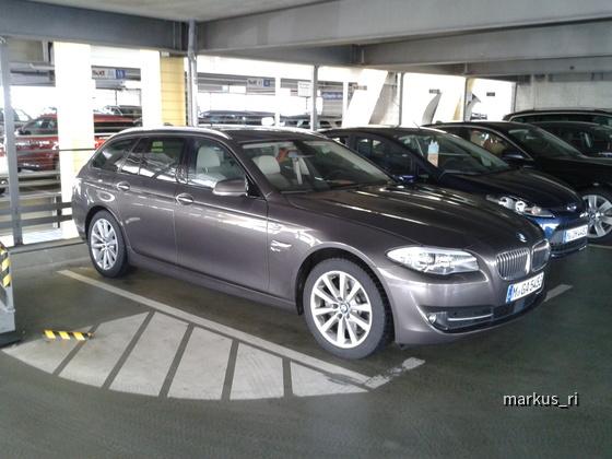 BMW 530d xDrive @ SIXT LEJ 18.02.