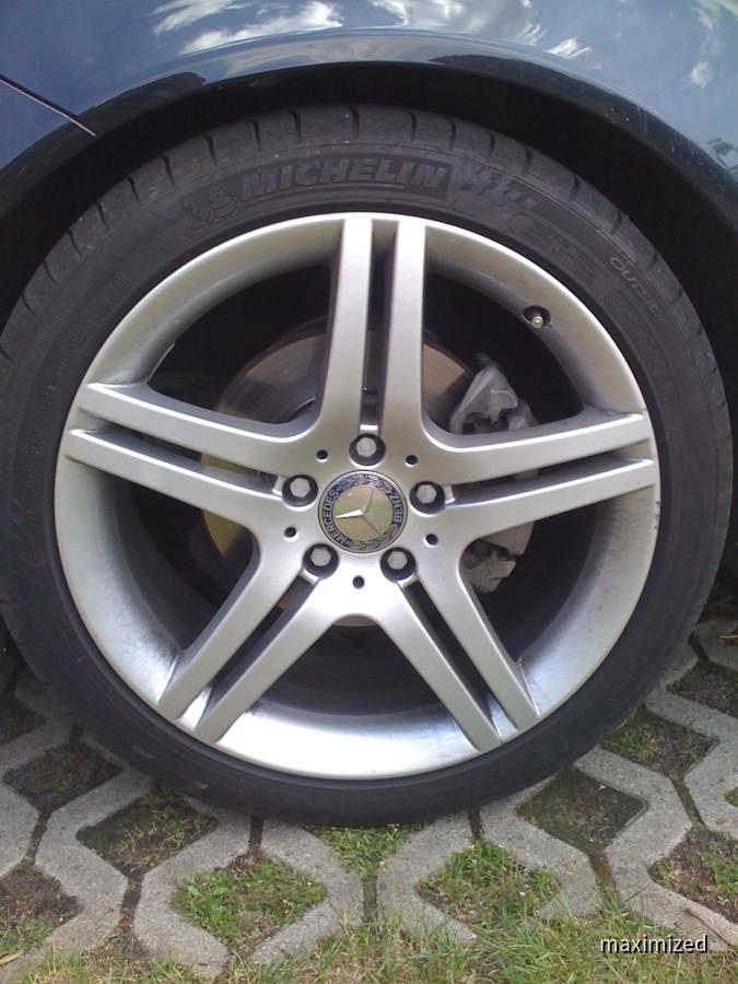 Mercedes Benz CLC 180k von Europcar