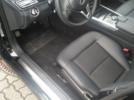 Mercedes E200T