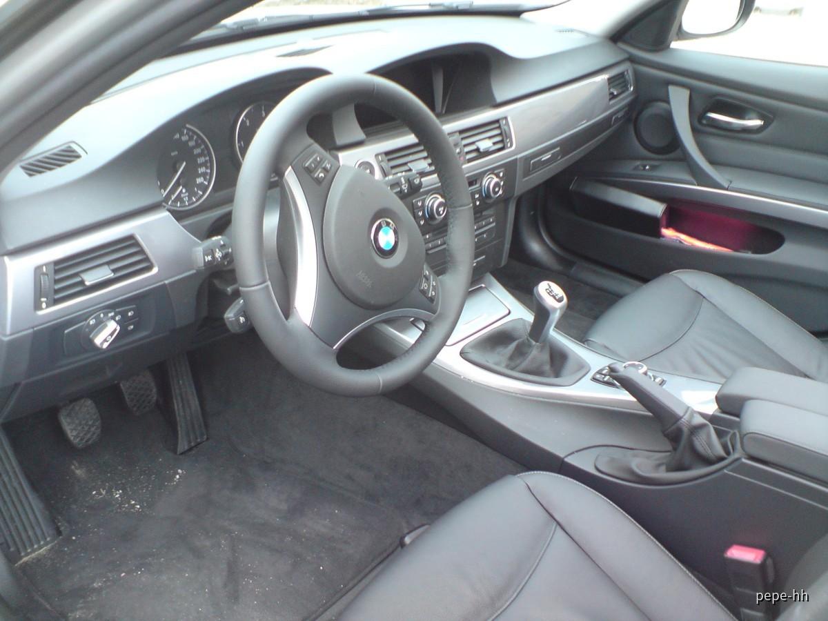 BMW 318d Touring Sixt Hamburg Altona