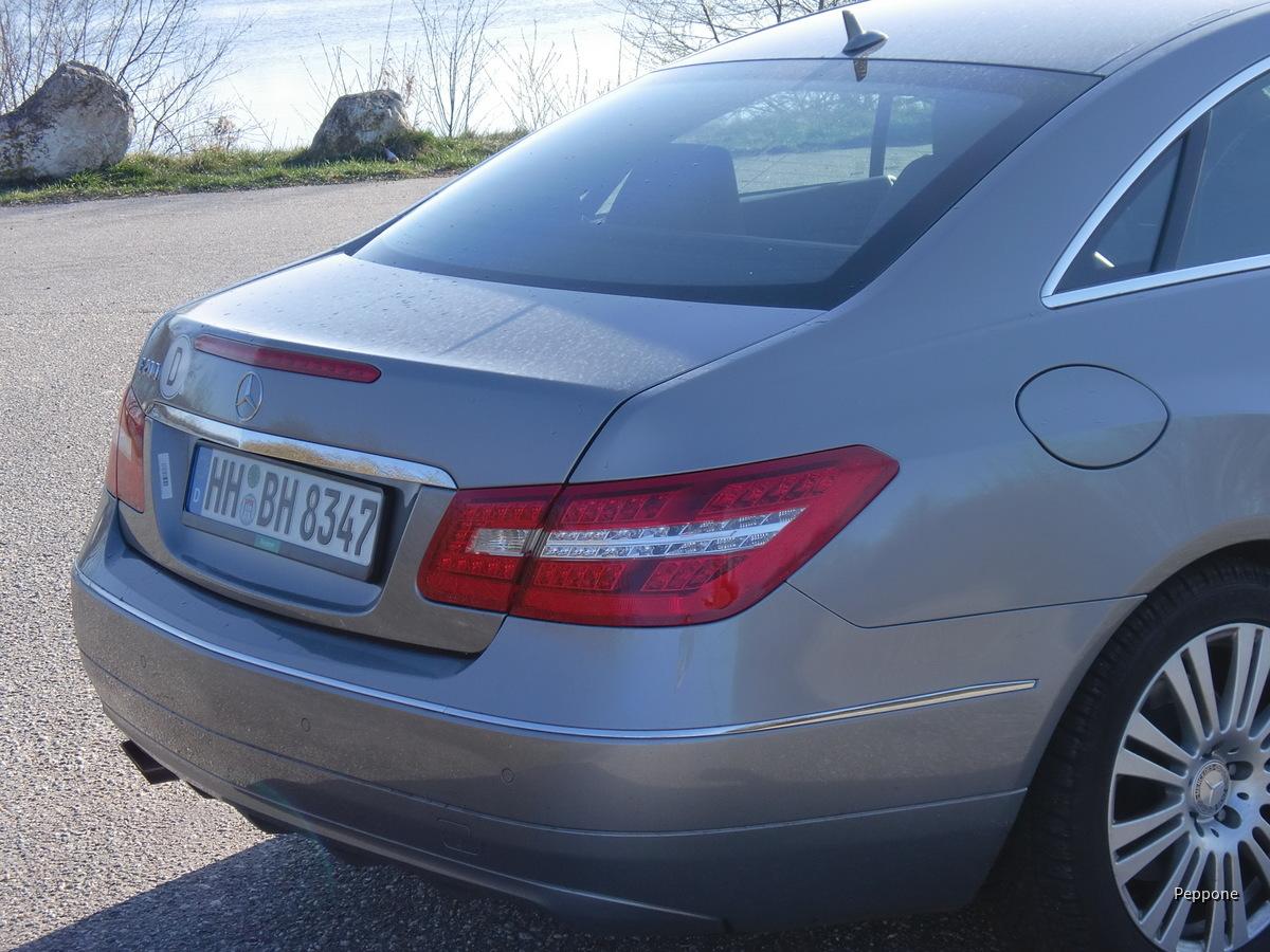 MB E 200 Coupe 005