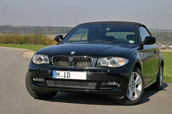 BMW 118d A Cab