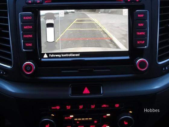 VW Sharan 1.4 TSI